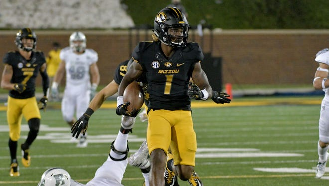Delaware State travels to Columbia to face wide receiver Chris Black and the rest of the Missouri Tigers.
