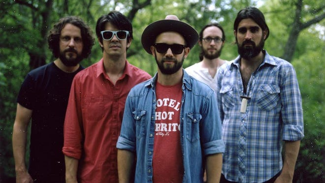 Band of Heathens plays Fountain Square Friday night as part of the PNC Summer Music Series.