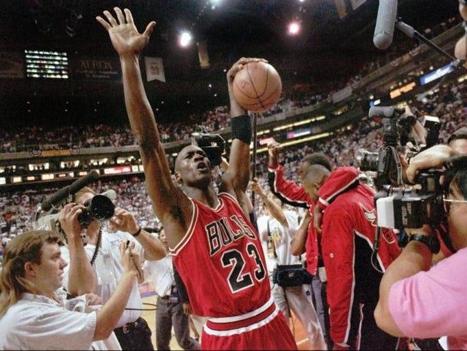 NBA Finals MVP winners through the years
