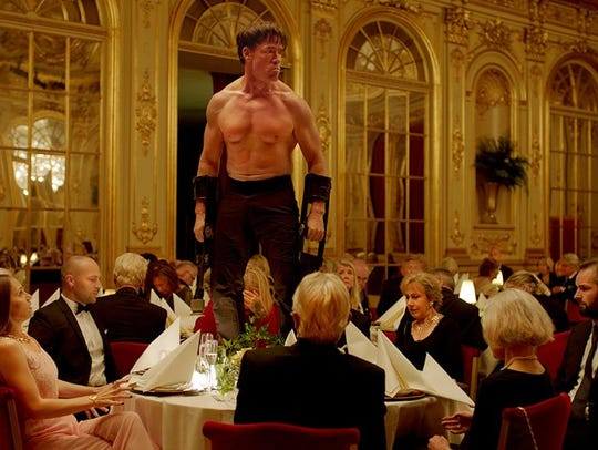 """""""The Square,"""" which was nominated for an Academy Award"""