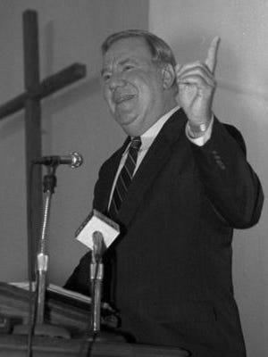 File photo of Carroll Hubbard in 1997.