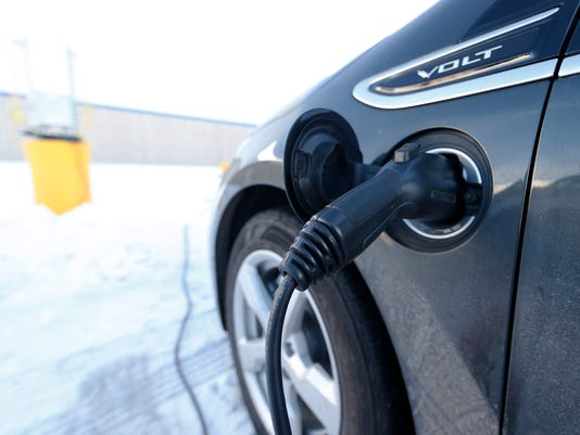 AP ELECTRIC CAR CHARGES A USA CO