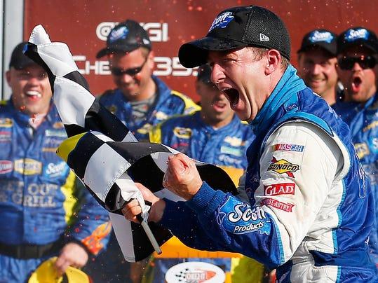 Sprint Cup race-H1