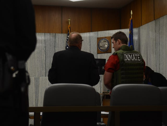Reno man gets 28 years in dog torture case