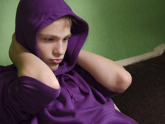 Warning signs a teen might be suicidal