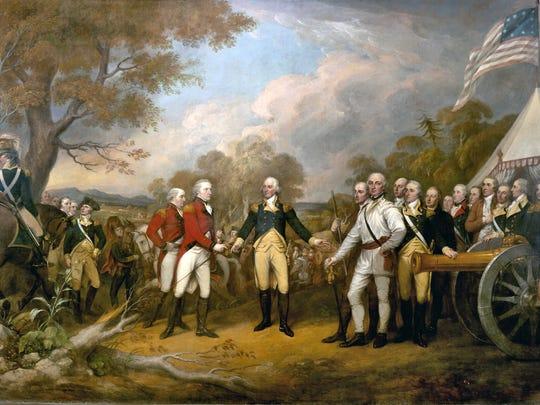John Rouse was present for the surrender of Gen. John