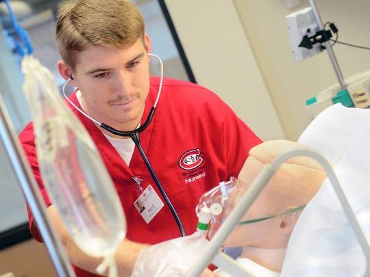 St. Cloud State's nursing graduates have a lifetime
