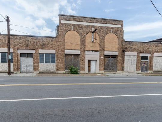 North Broadway's Sanitary Laundry is on Knox Heritage's