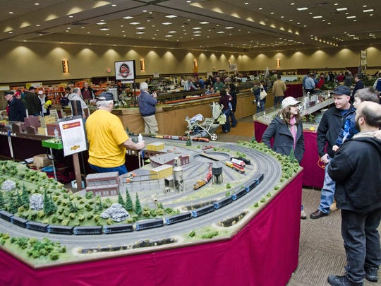 The 2018 Arctic Run Model Railroad Show and Sale will be held Feb. 3-4 at the Holiday Inn Hotel & Convention Center.