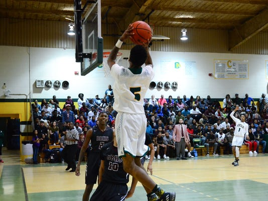 Cecilia HS host rival Breaux Bridge HS Basketball