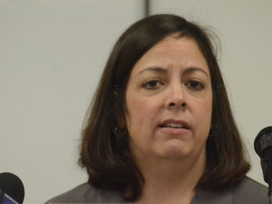 City Manager Rebecca Fleury said Saturday the city