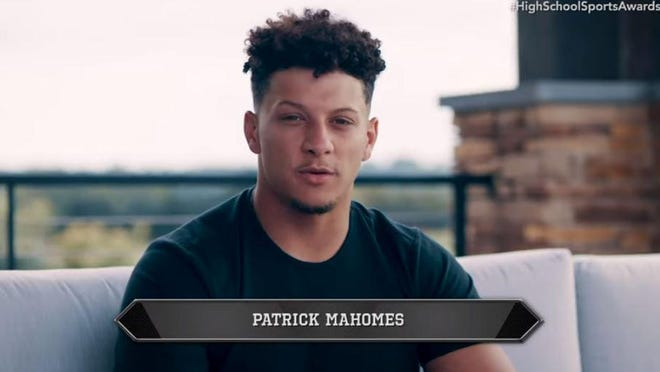 NFL superstar Patrick Mahomes was among the presenters Thursday night for the fifth annual Best of Stark Show.