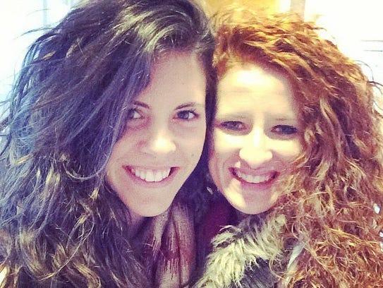 Casey Brummett and Malori McGhee were close friends.