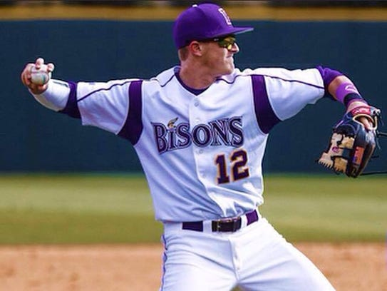 Hunter Hanks was a three-year starter on the Lipscomb baseball team.