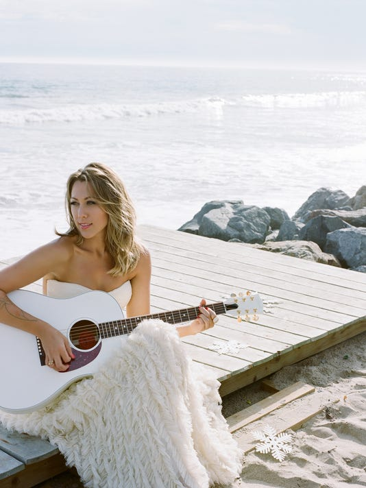 Colbie Caillat will perform at the American Music Theatre in Lancaster.