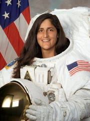 Astronaut Sunita Williams spent a total of 195 days aboard the international space station in 2007, a then-record for the longest single spaceflight by any woman.