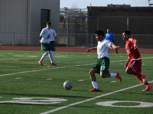 Alisal soccer game