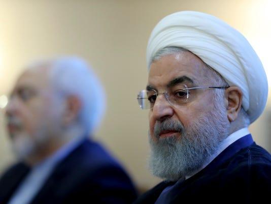 AP IRAN US I IRN