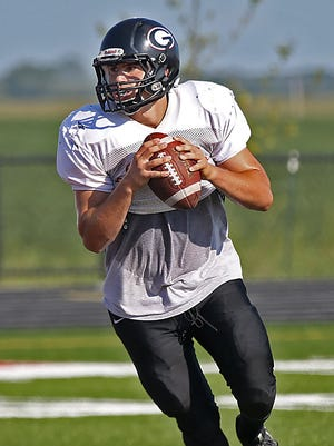 Gilbert's Jared Gescheidler, plagued by injuries during his junior and senior season, expressed his desire to walk on with the Iowa State, and the Cyclones offered a preferred invitation to preseason camp as a linebacker.