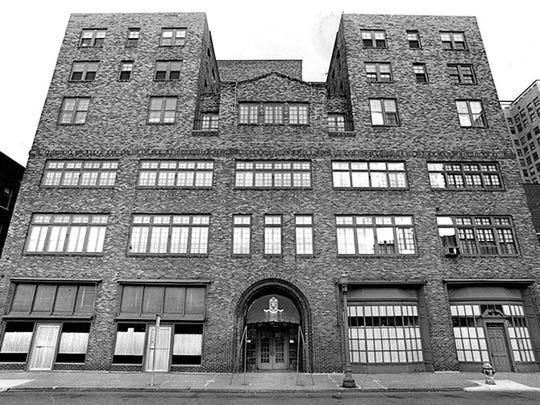 Women's City Club of Detroit, 2110 Park St.