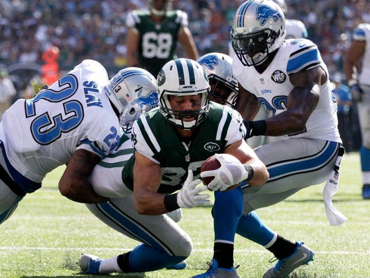 Lions Jets Football (4)