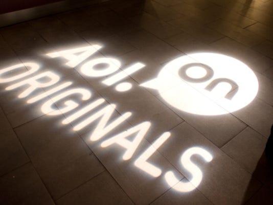 AOL stock surges as ad revenue rises