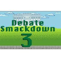 Mike Thompson animation: Debate Smackdown 3