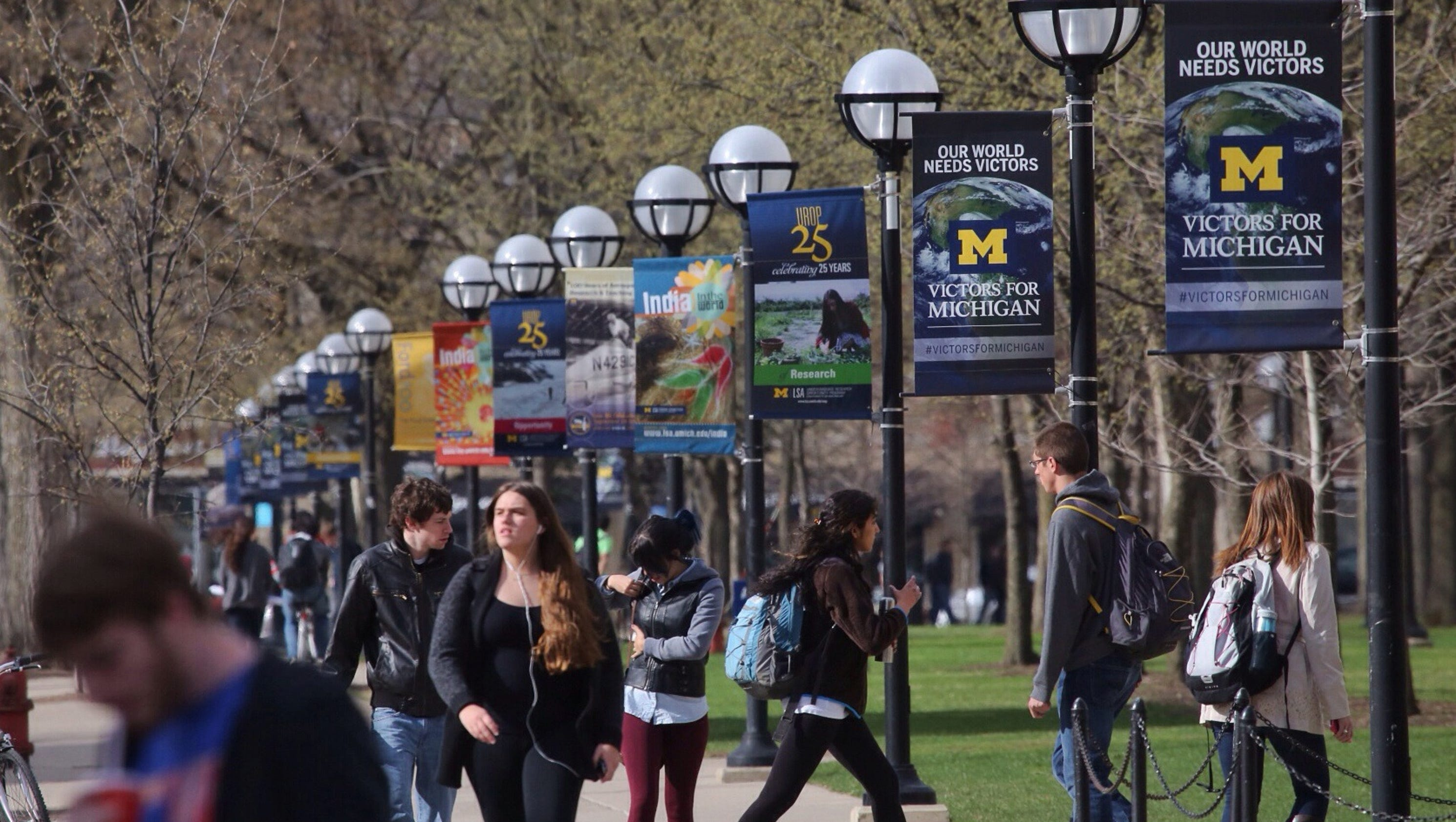 University of Michigan to offer free tuition to in-state students whose families make under $65,000 a year
