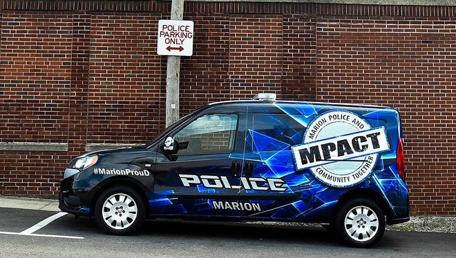"""The """"MPACT-Mobile"""" will be used for community outreach efforts."""