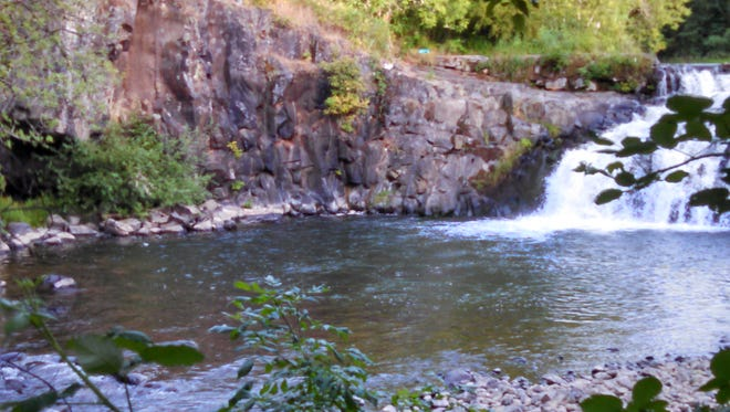 A man drowned in Butte Creek at Marion County's Scotts Mills Park.
