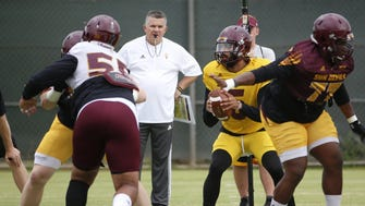 How will Todd Graham's Sun Devils fare in the upcoming season?