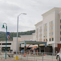 OVERNIGHT STAY: Tioga Downs hotel prepares for Nov. opening