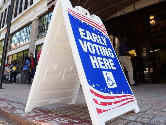 Qualifying for November elections ended Friday, July 20.