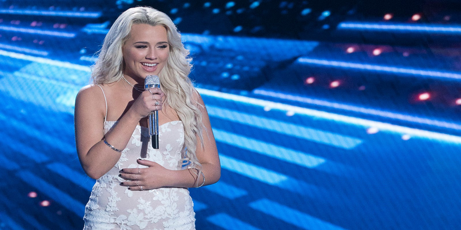 'American Idol' alums Gabby Barrett and Cade Foehner are expecting a baby girl: '#TheNextIdol'