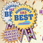 Vote for Henderson's Best