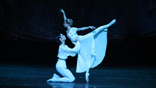 """The Moscow Festival Ballet will perform Tchaikovsky's classic """"Romeo & Juliet."""""""