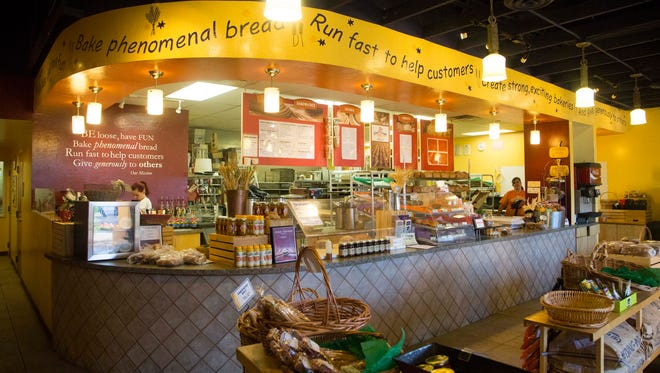 Tempe bakery Great Harvest Bread Co. aims to appeal to all five senses.