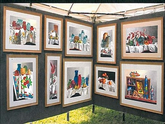 The Winter in the Park fine art and craft show is this weekend in Vero Beach.