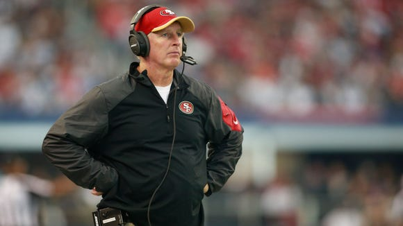 Former San Francisco 49ers linebackers coach Jim Leavitt is now the defensive coordinator at Oregon.
