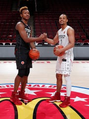 McDonald's High School All-American players Wendell