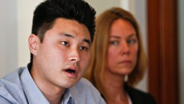 Student Daniel Chong talks about his ordeal while in the custody of the Drug Enforcement Administration when he was forgotten and left without food and water for five days.