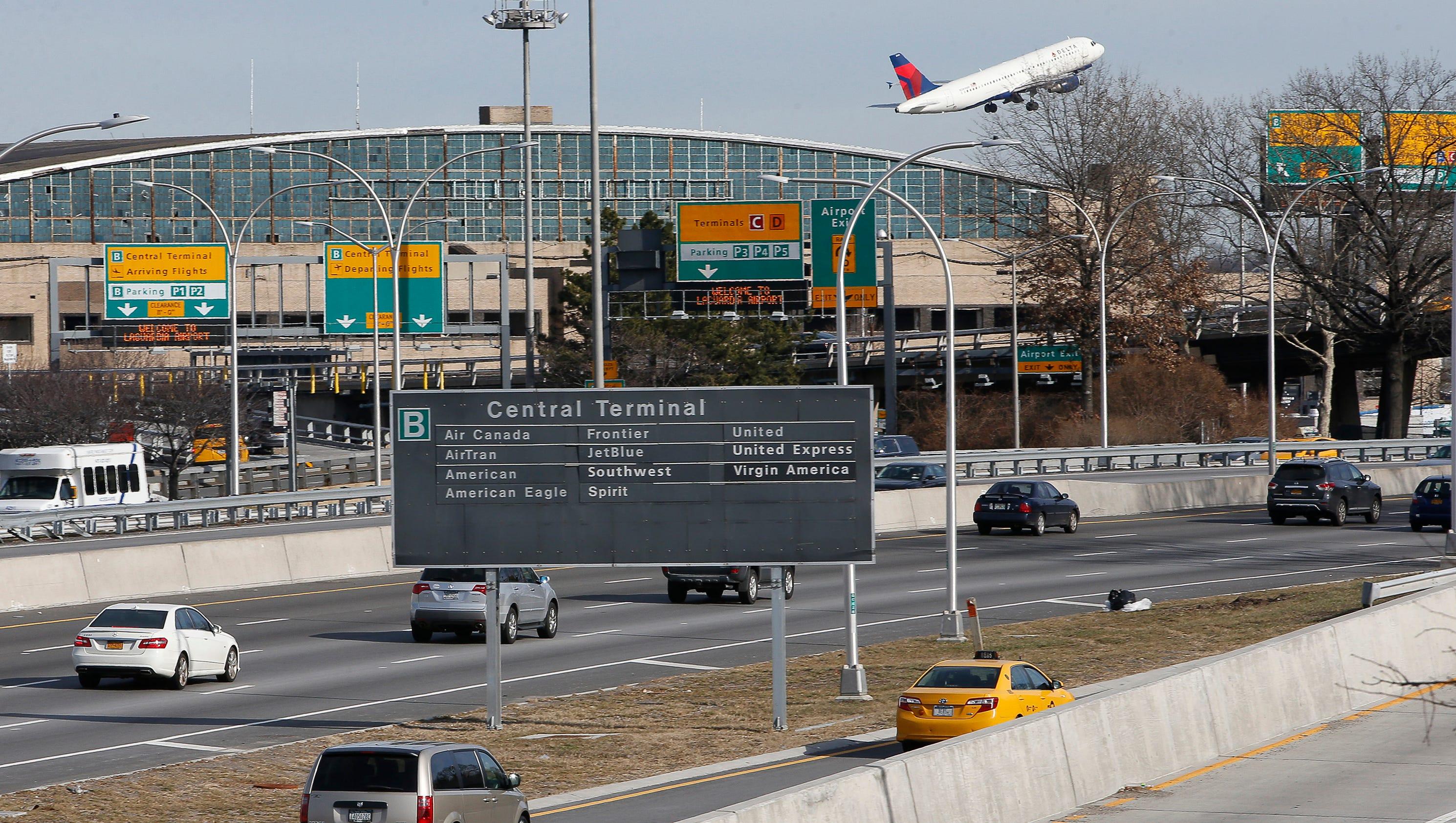 new york reveals 4 billion plan for a new laguardia airport. Black Bedroom Furniture Sets. Home Design Ideas