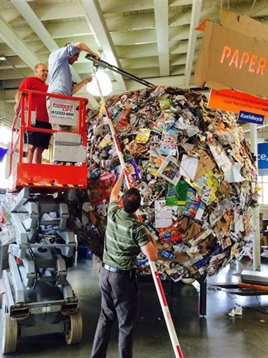 ODD Biggest Paper Wad
