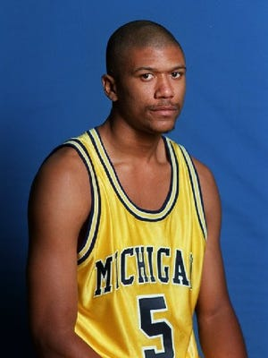 Jalen Rose says he was wined and dined by four schools, including Michigan.
