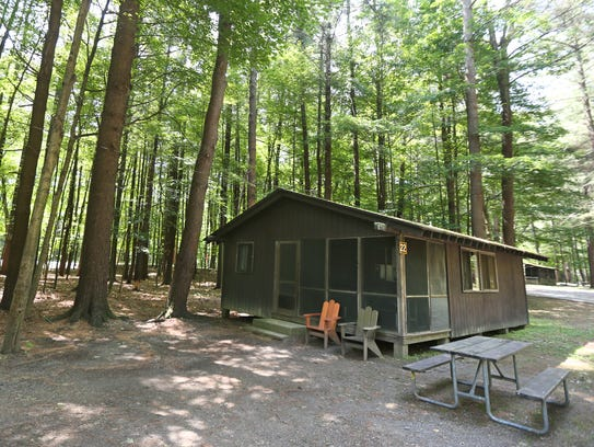 Do it book your summer campsites for Letchworth swimming pool prices