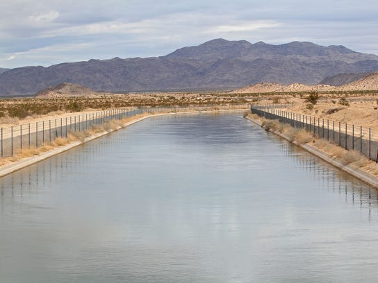 The Coachella Valley obtains water from the Colorado River Aqueduct in exchange for the area's allotted amounts from the canals and pipelines of the State Water Project.
