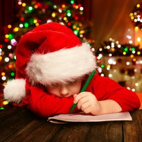 Dubious 6-year-old pens hysterical letter to Santa Clause