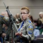 Sandy Hook families get hearing against gun maker