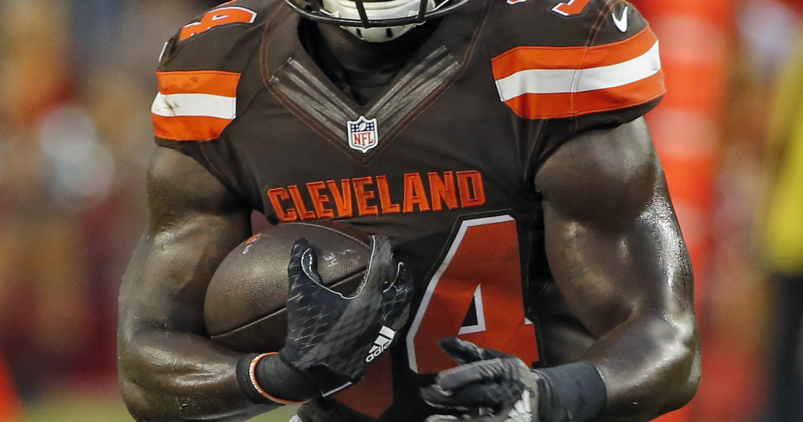 dfc776b0cb4 Browns rookie Duke Johnson back from concussion