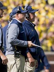 Second-year defensive coordinator Don Brown on UM's